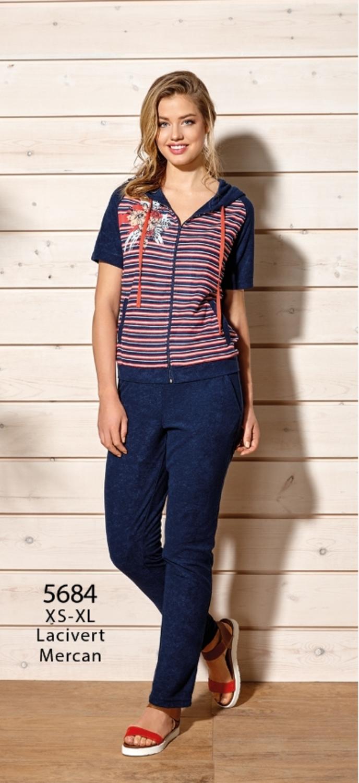 Комплект жен. RM 05684 (куртка+брюки)
