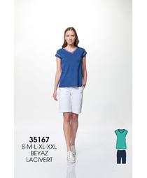 Комплект жен. RM 35167 (майка+капри)АКЦИЯ