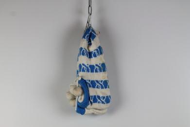 Носки-тапочки жен. 14 (пумпон)