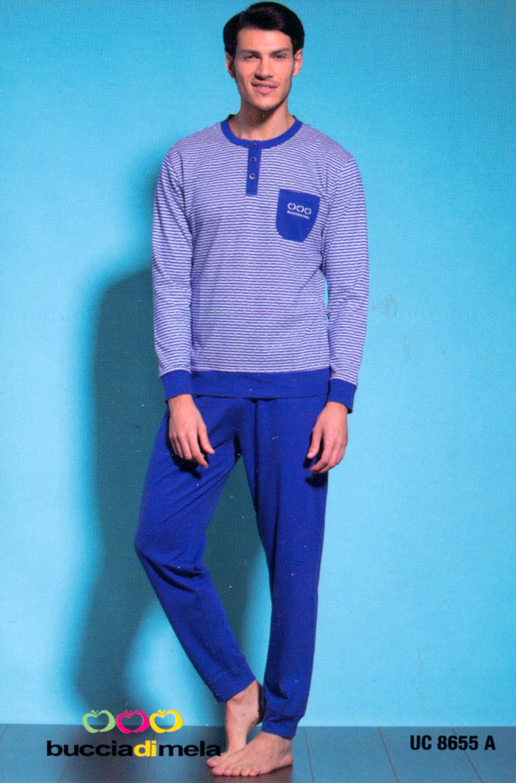 Комплект муж. Bucciadimela 8655 (рубашка+брюки) Италия