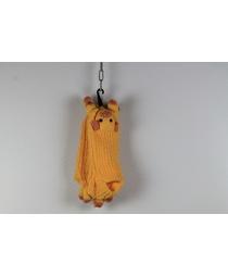 Носки-тапочки жен. 02 (укороченные) с игрушкой