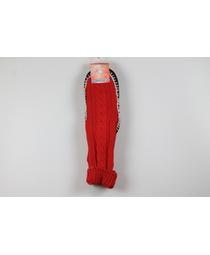 Носки-тапочки жен. 15 (косичка) тормоза