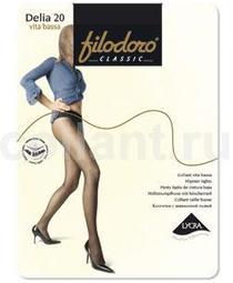 Колготки жен. 20 Delia v.b. Filodoro