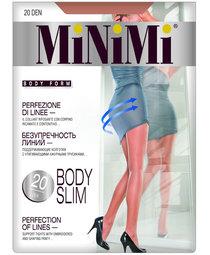 Колготки жен. 20 Body Slim (Nero)  Minimi