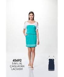 Платье жен. RM 45692 Платье на резинке