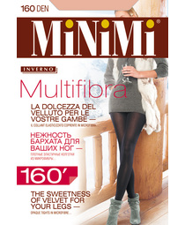 Колготки жен. 160 Multifibra (Fumo) Minimi