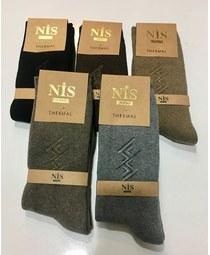 Носки муж. NIS 614K (thermal)